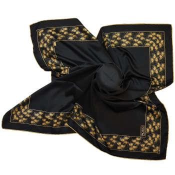 روسری پیکاسو طرح  بته جقه کد RD95118 سایز M