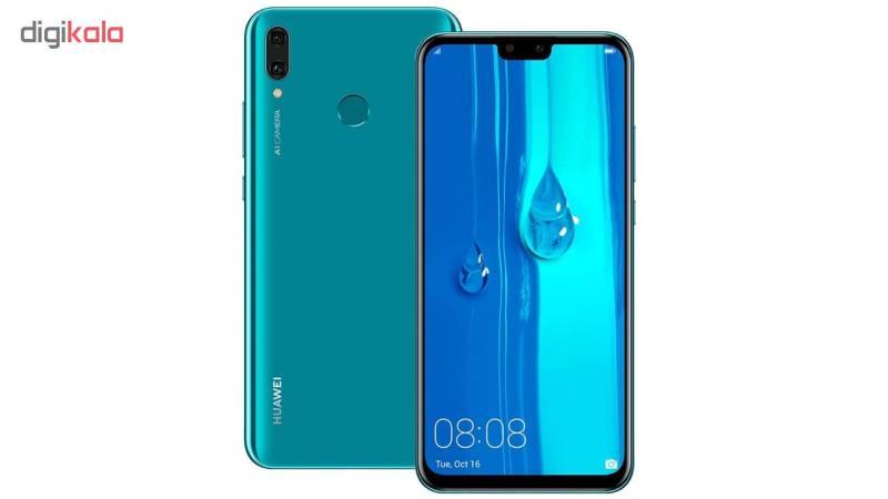 گوشی موبایل هوآوی مدل Y9 2019 JKM-LX1 دو سیم کارت ظرفیت 64 گیگابایت main 1 3