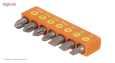 مجموعه 29 عددی سری بکس و پیچ گوشتی مگا تولز مدل M40746 thumb 6