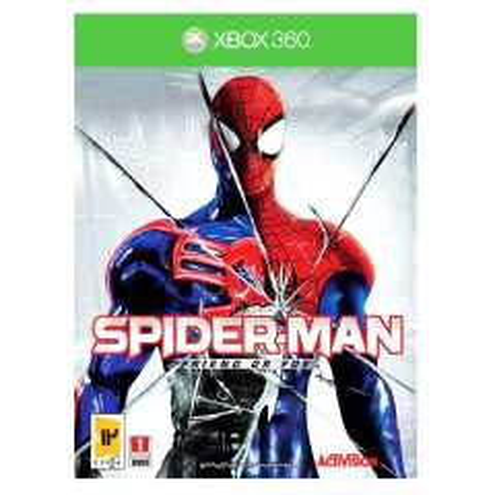 بازی Spider-Man Friend or Foe مخصوص xbox 360