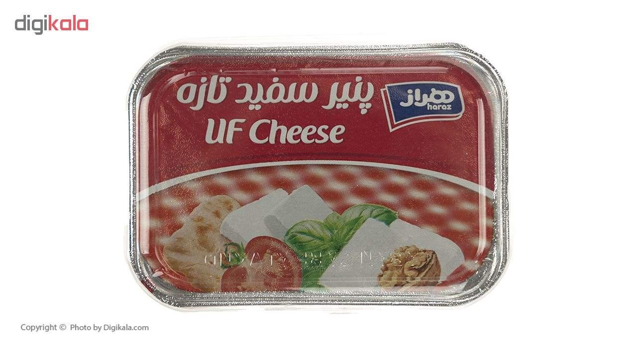 پنیر سفید تازه هراز مقدار 400 گرم thumb 1