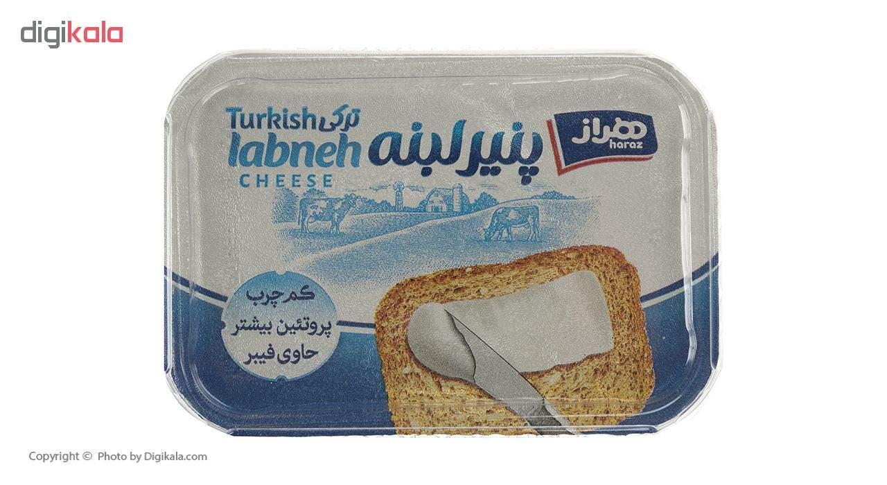 پنیر لبنه ترکی هراز مقدار 350 گرم main 1 2