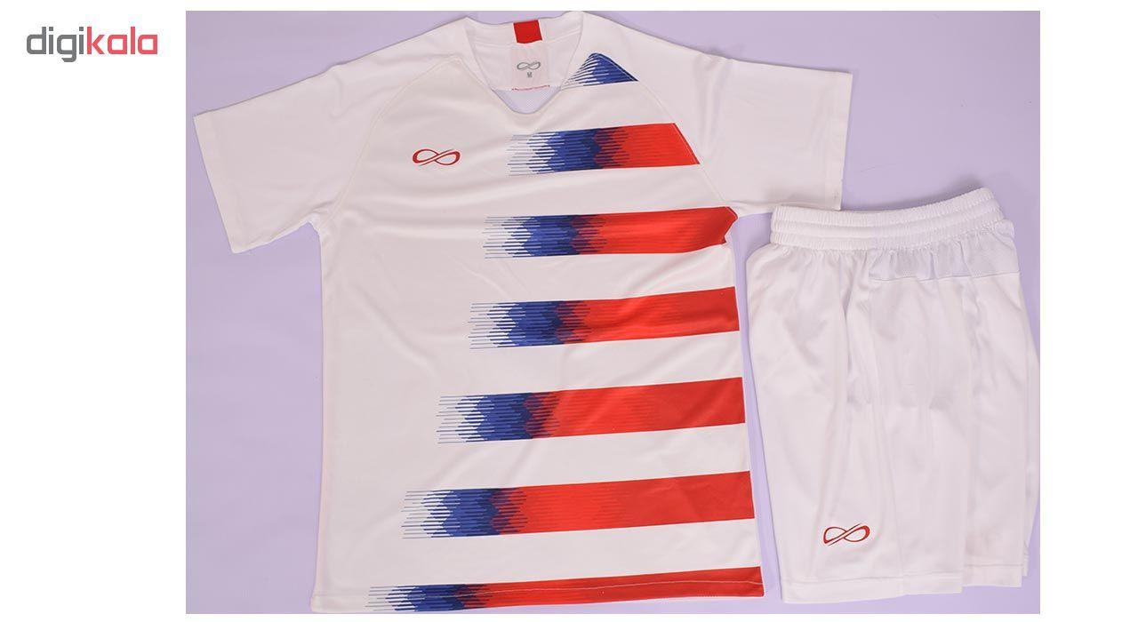 پیراهن و شورت ورزشی مردانه مدل USL04