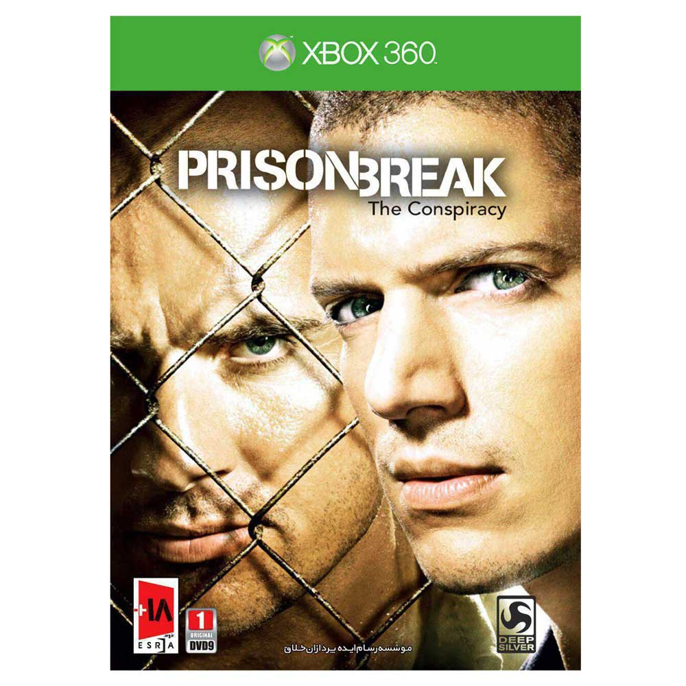 بازی Prison Break The Conspiracy مخصوص xbox 360
