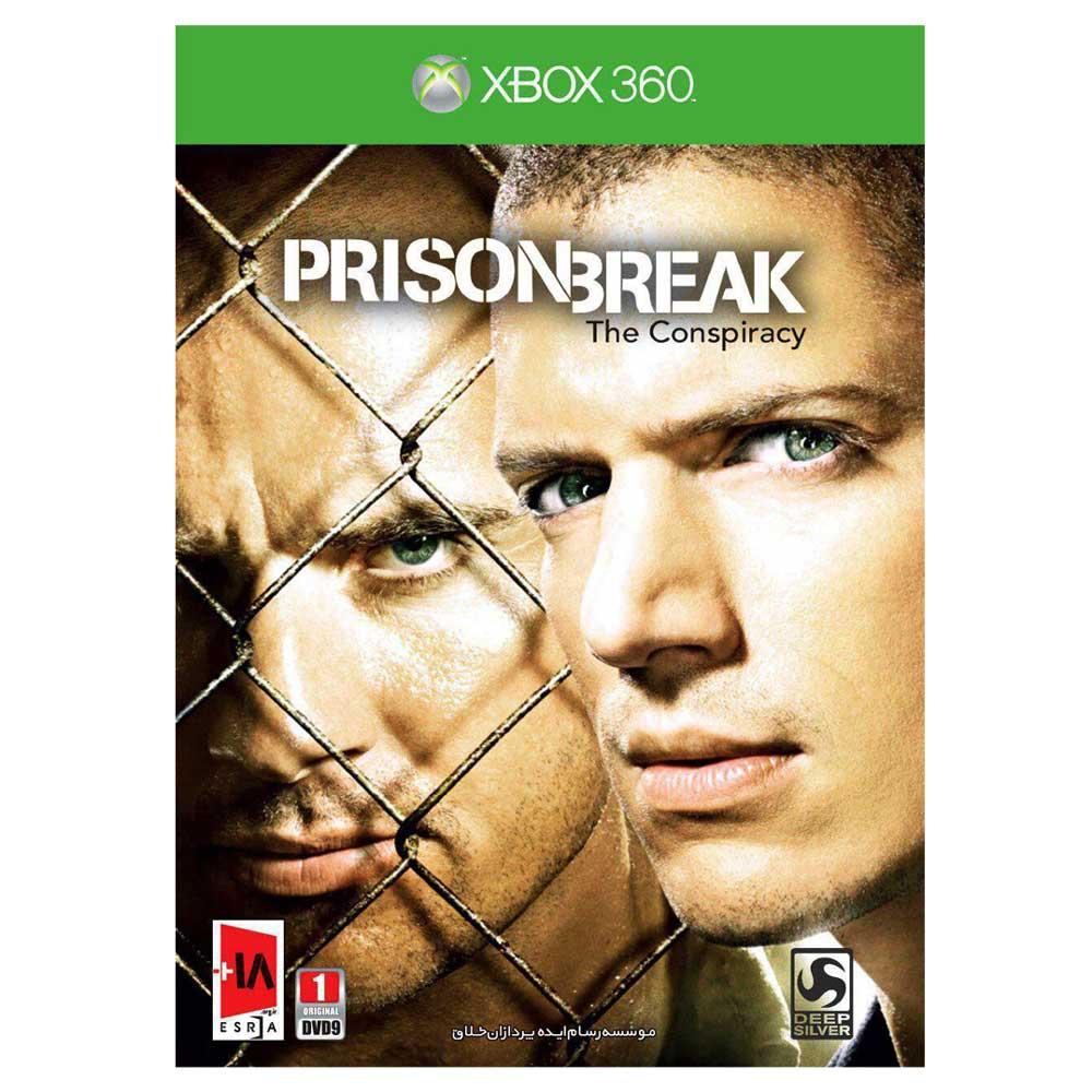 بازی Prison Break The Conspiracy مخصوص xbox 360