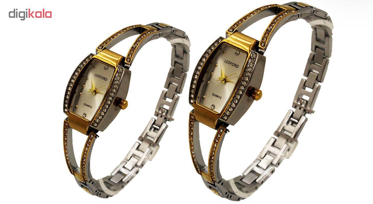 ساعت زنانه برند لدفورد مدل ZU-0010