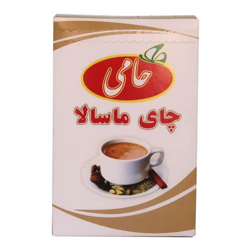 چای ماسالا حامی کد CHM100 مقدار 100 گرم