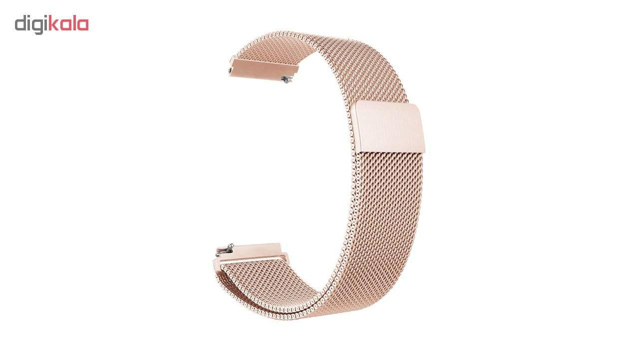 بند فلزی ساعت هوشمند مدل Magnetic-S10 مناسب برای سامسونگ Gear S3 main 1 10