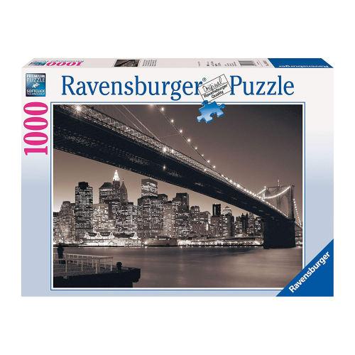 پازل 1000 تکه راونزبرگر مدل Brooklyn Bridge