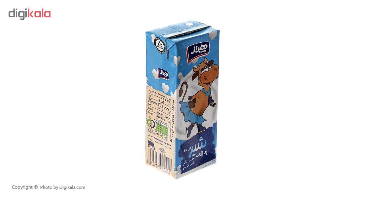 شیر پر چرب فرادما هراز حجم 200 میلی لیتر main 1 2