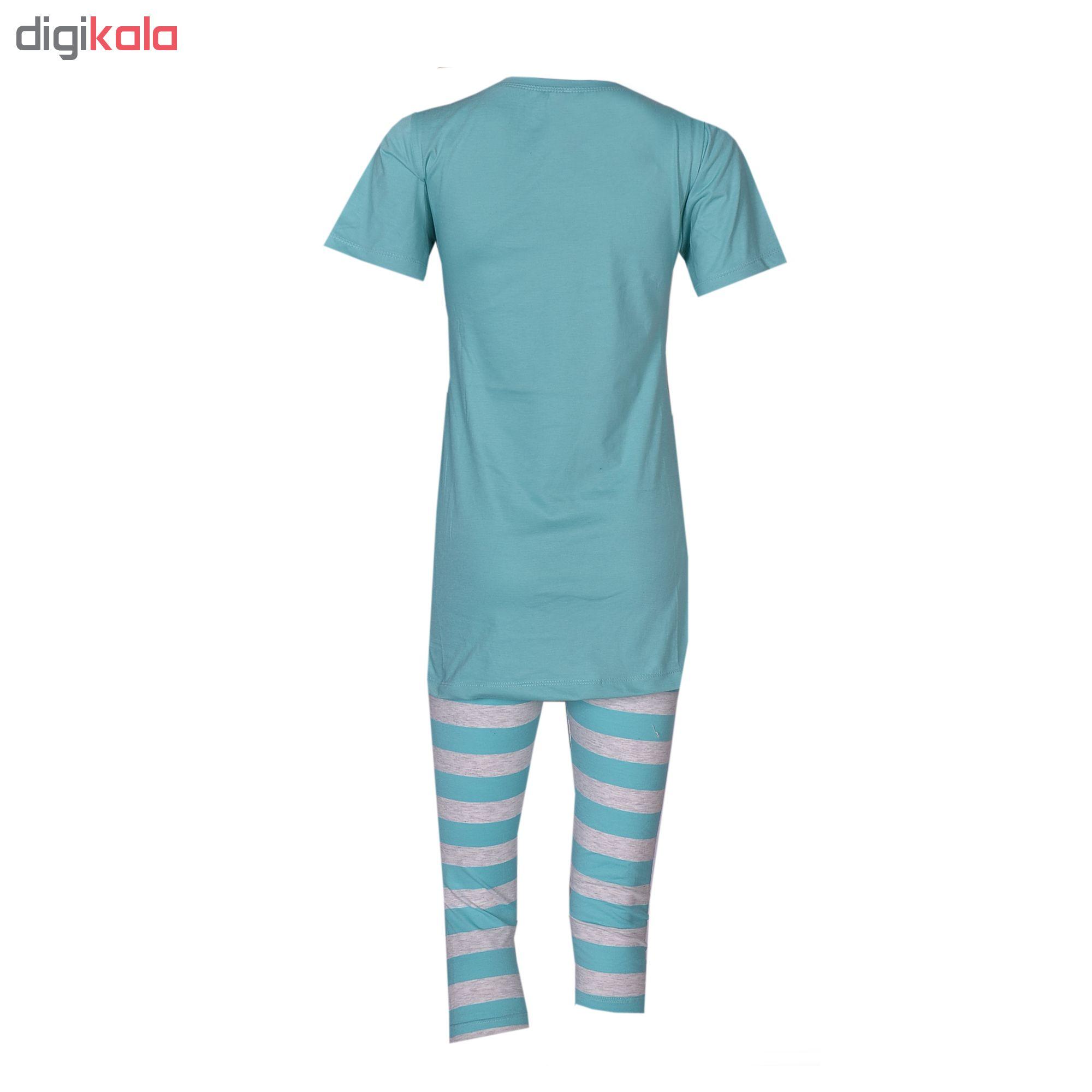 خرید                                      ست لباس راحتی زنانه کد 316/24