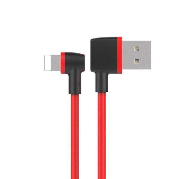 کابل تبدیل USB به لایتنینگ یونیتک مدل Y-C4047RD طول 1 متر