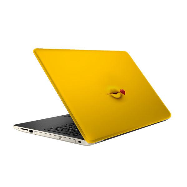 استیکر لپ تاپ طرح لب مدل ML063 مناسب برای لپ تاپ 15.6 اینچ