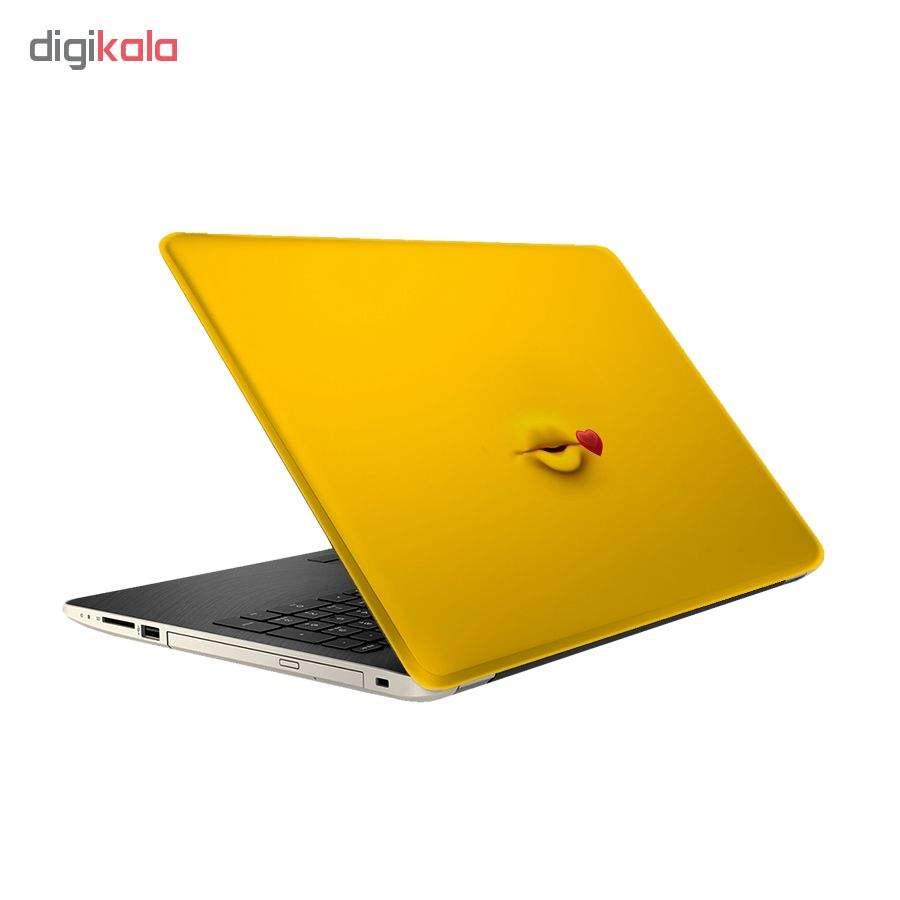 استیکر لپ تاپ طرح لب مدل ML063 مناسب برای لپ تاپ 15.6 اینچ main 1 1