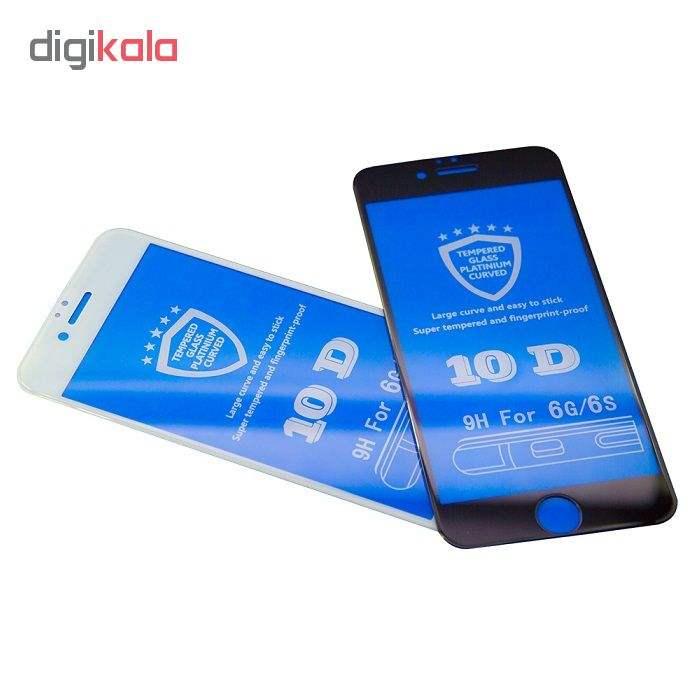 محافظ صفحه نمایش 10d مدل tn10 مناسب برای گوشی موبایل آیفون 7 main 1 1