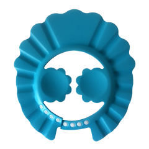 کلاه حمام کودک آبی مدل PK-H188