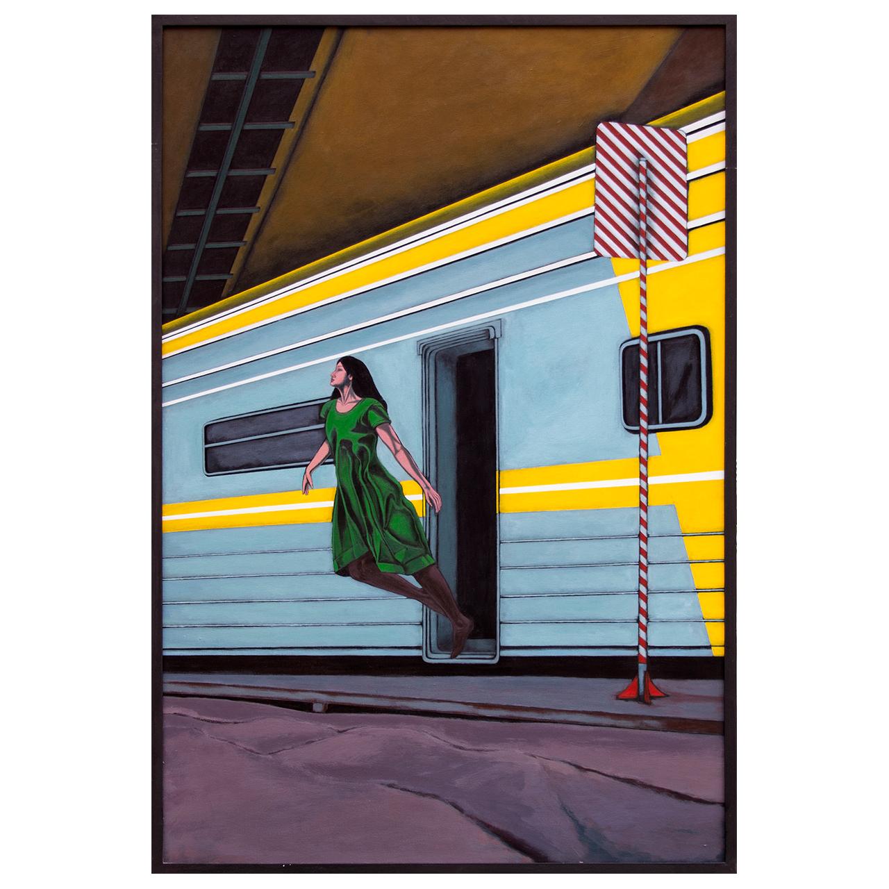 خرید                      تابلو نقاشی اکرلیک کد Ac.C-L_003