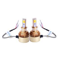 لامپ هدلایت خودرو مدل D5H1 سه رنگ بسته 2 عددی
