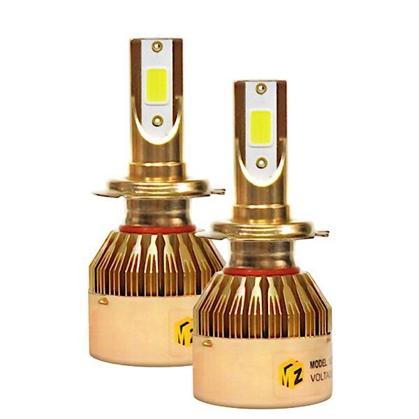 خرید اینترنتی هدلایت لامپ خودرو مدل D5H7 آفتابی بسته 2 عددی