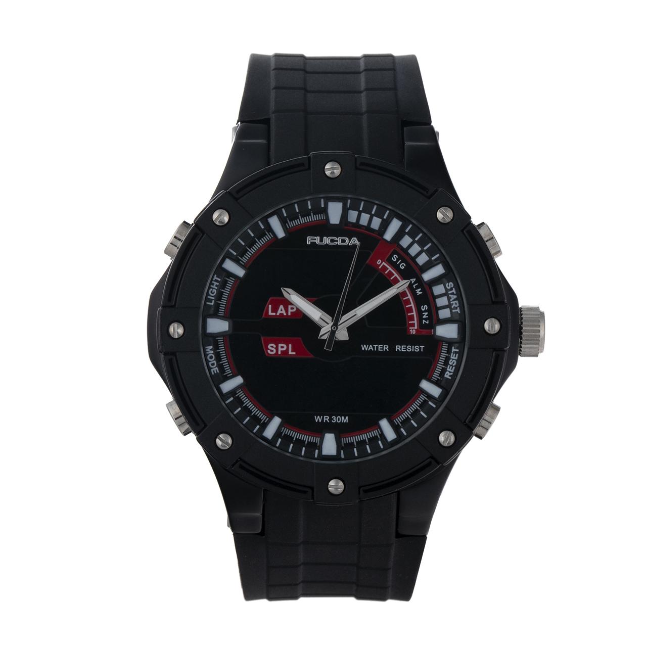 ساعت مچی عقربه ای مردانه فوکدا مدل fcd4 55