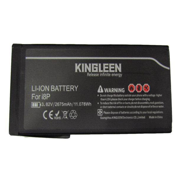 باتری موبایل کینگ لین مدل business ظرفیت 2675 میلی آمپر ساعت مناسب برای گوشی موبایل اپل آیفون 8 پلاس