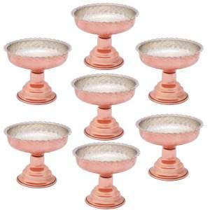 مجموعه ظروف هفت سین 7 پارچه مدل S103