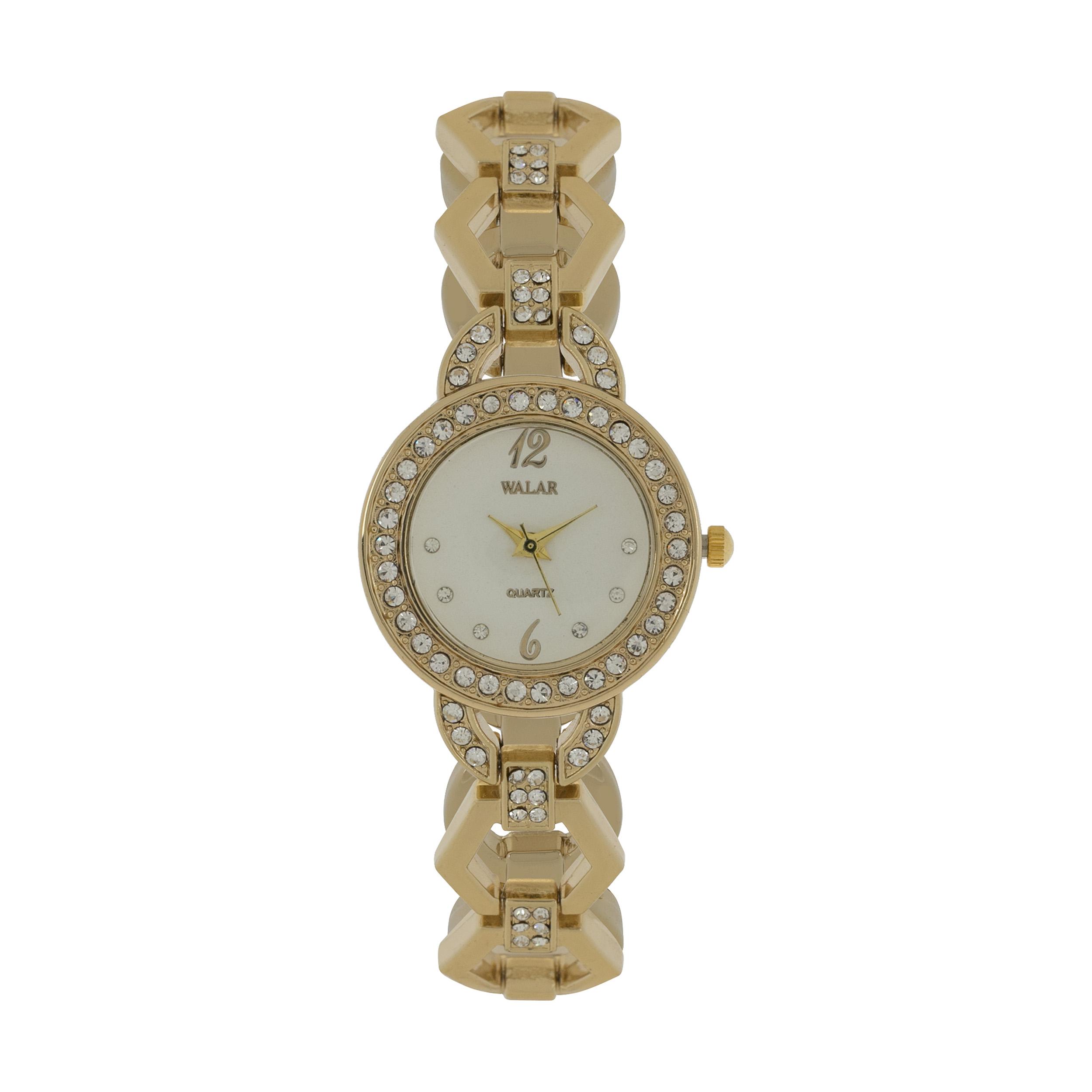 ساعت مچی عقربه ای  زنانه والار مدل MS121 16