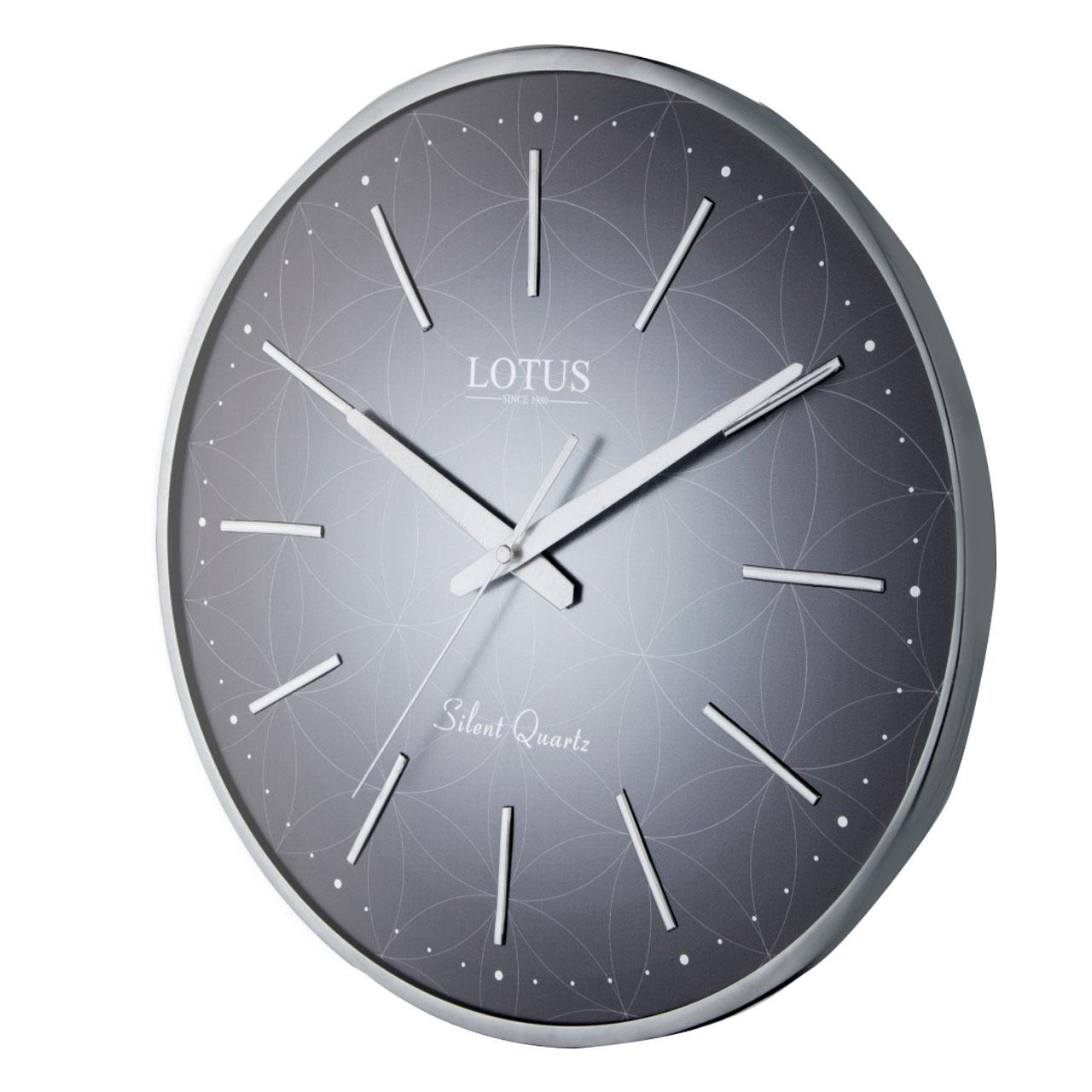 ساعت دیواری لوتوس مدل LUCAS-M-6618