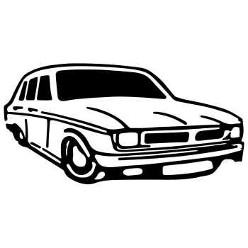 برچسب بدنه خودرو طرح پیکان کد 114