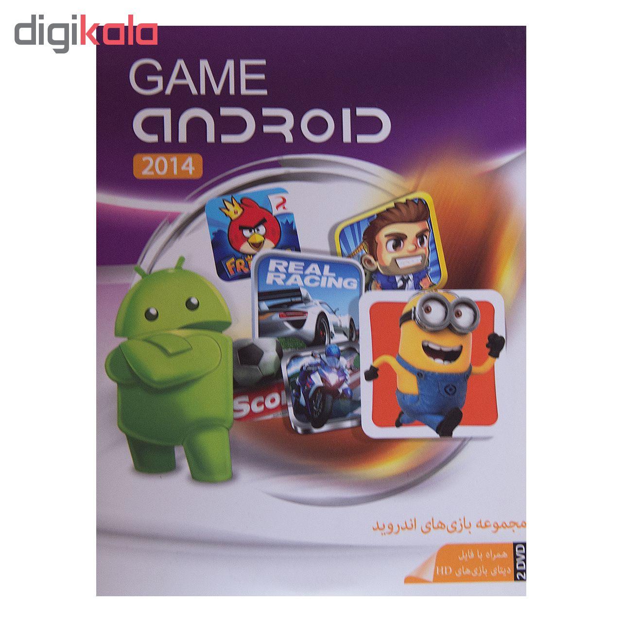 خرید اینترنتی مجموعه بازی اندروید نشر رایان حساب ماهان اورجینال