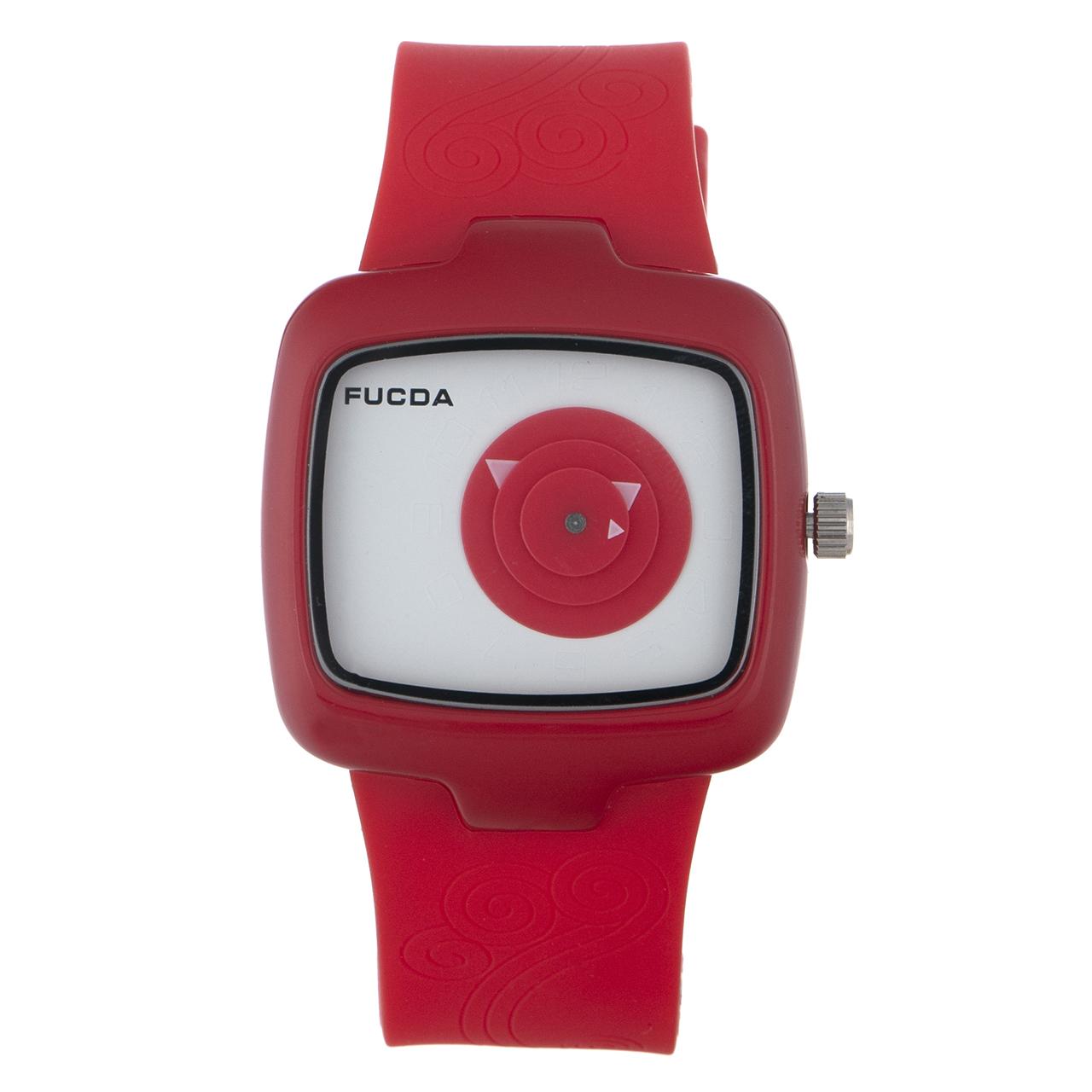 ساعت مچی عقربه ای زنانه فوکدا مدل fcd12