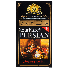 چای ایرانی معطر عماد مدل ارل گری مقدار 400 گرم