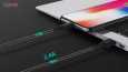 کابل تبدیل USB به لایتنینگ راو پاور مدل RP-CB012 طول 1.2 متر thumb 5