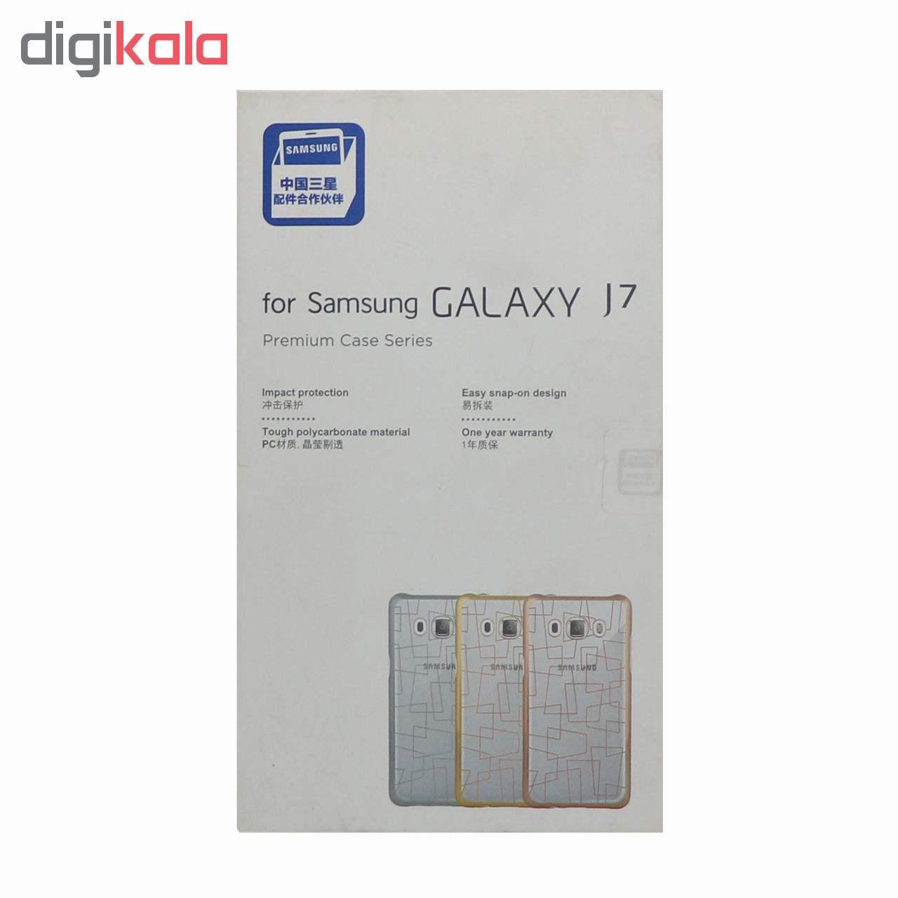 کاور مدل Pre-002 مناسب برای گوشی موبایل سامسونگ Galaxy J7 2015 main 1 2