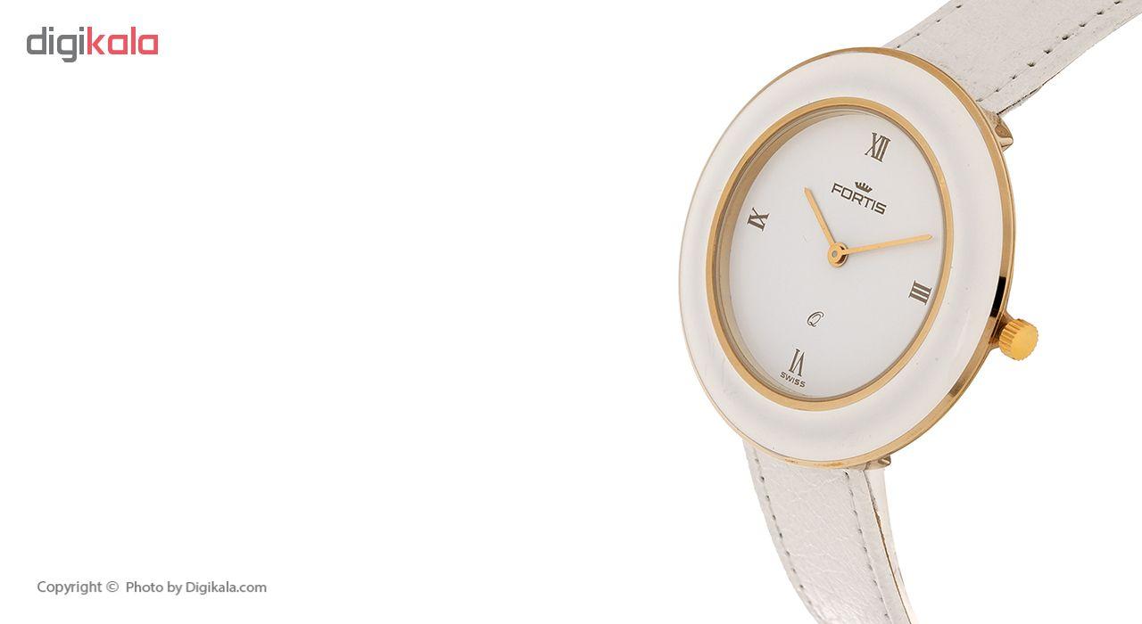 ساعت زنانه برند فورتیس مدل F 5600.36.22