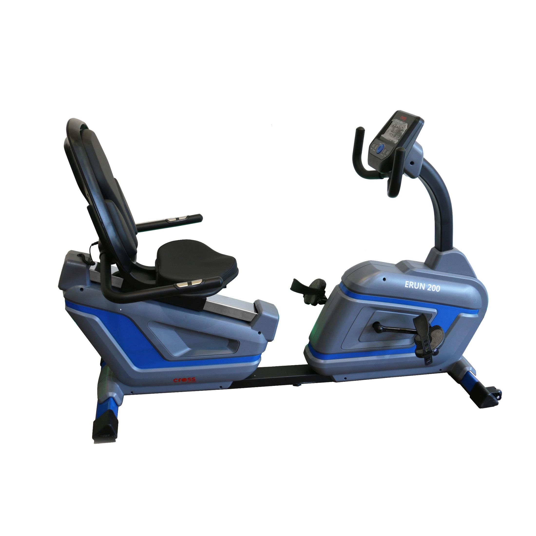 دوچرخه ثابت کراس فیتنس مدل ERUN 200
