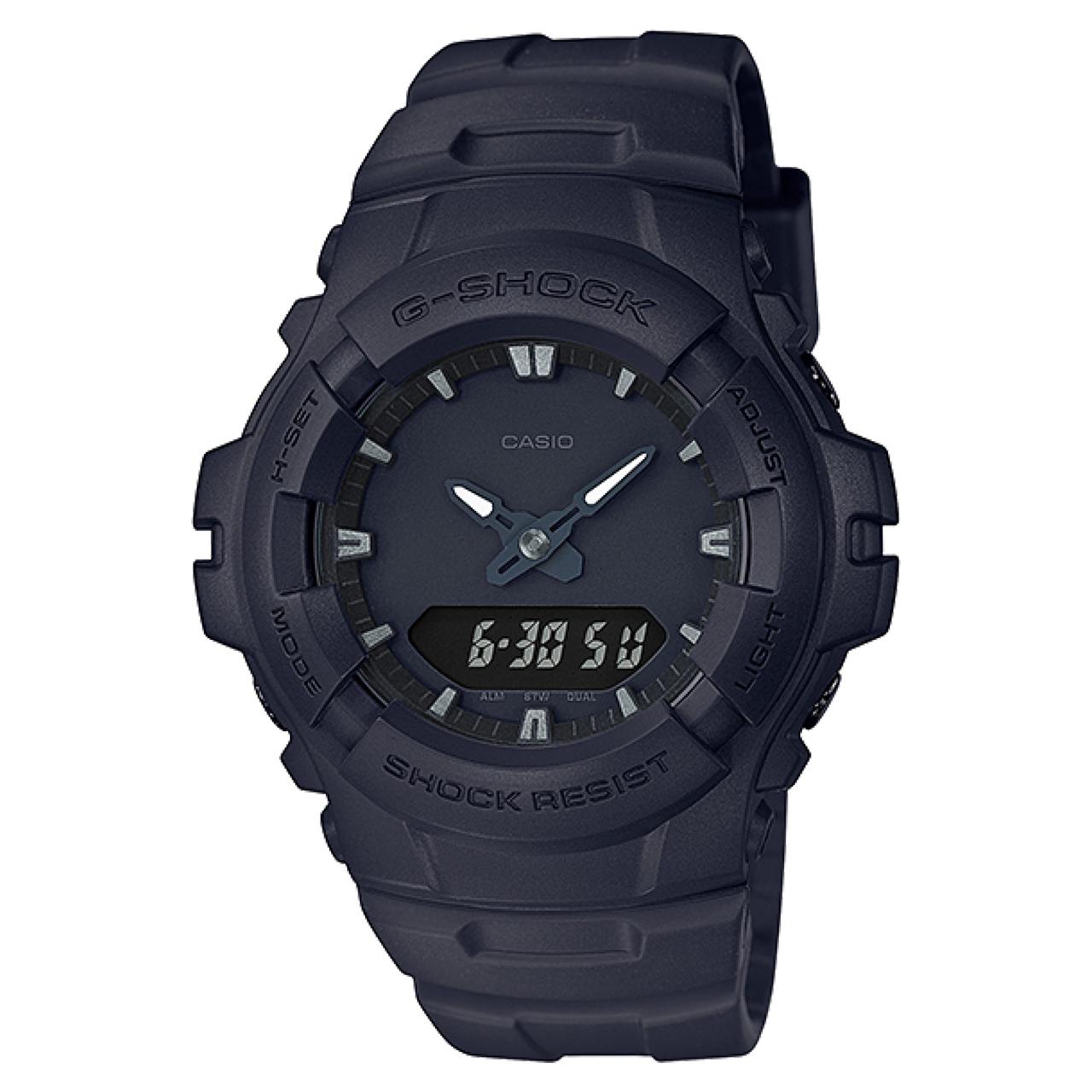 ساعت مچی عقربه ای مردانه کاسیو مدل G-100BB-1ADR