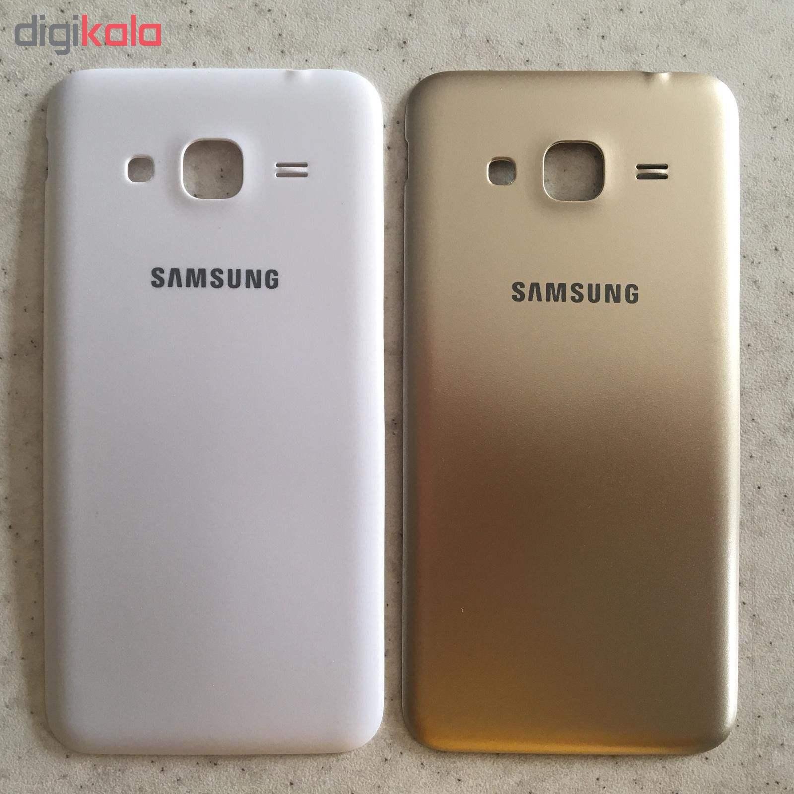 در پشت گوشی مدل J32 مناسب برای گوشی موبایل سامسونگ Galaxy J3 2016 main 1 3