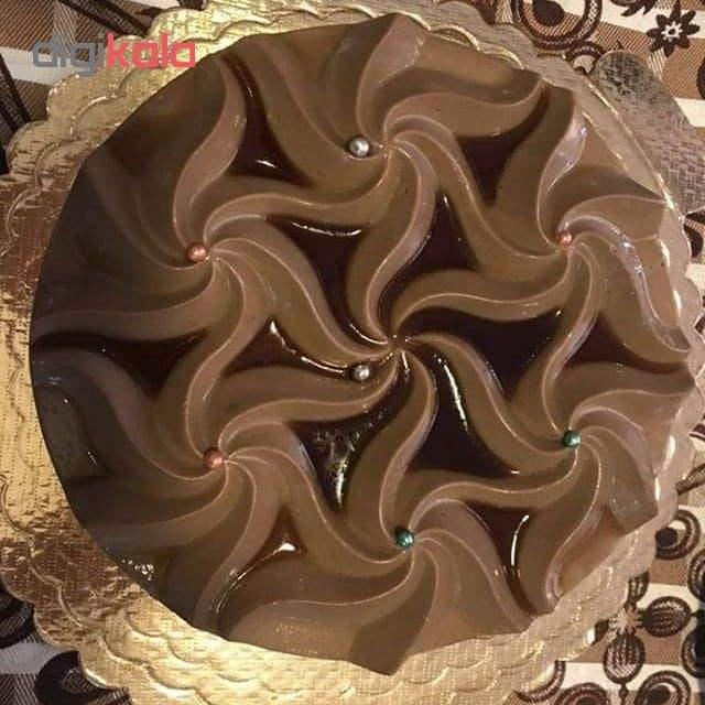 قالب شیرینی پزی طرح ستاره دریایی کد 1155 main 1 5