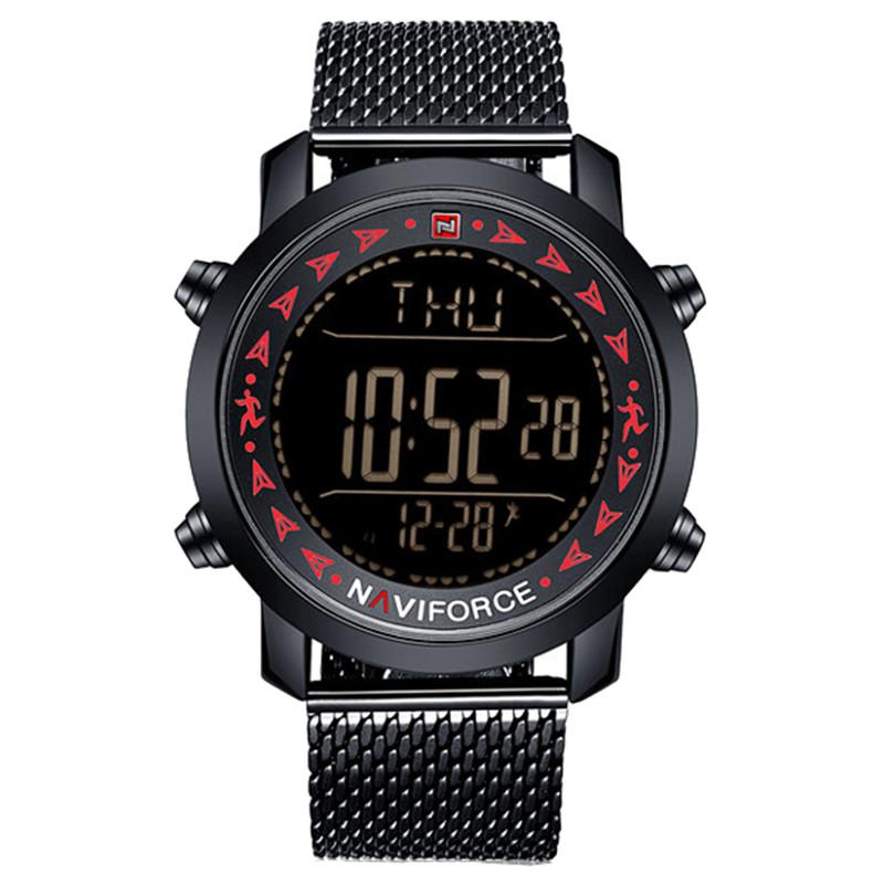 ساعت مچی دیجبتال مردانه نیوی فورس مدل NF9130M/GH 42