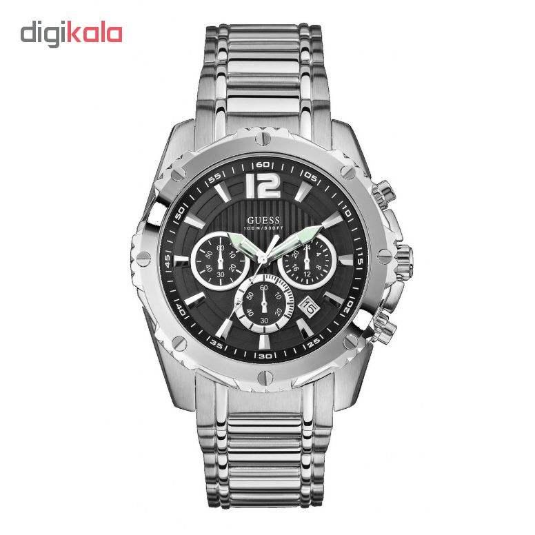 ساعت مچی عقربه ای مردانه گس مدل W0165G1