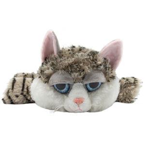 عروسک بی جی دالز طرح گربه خوابیده کد GR1 طول 25 سانتی متر
