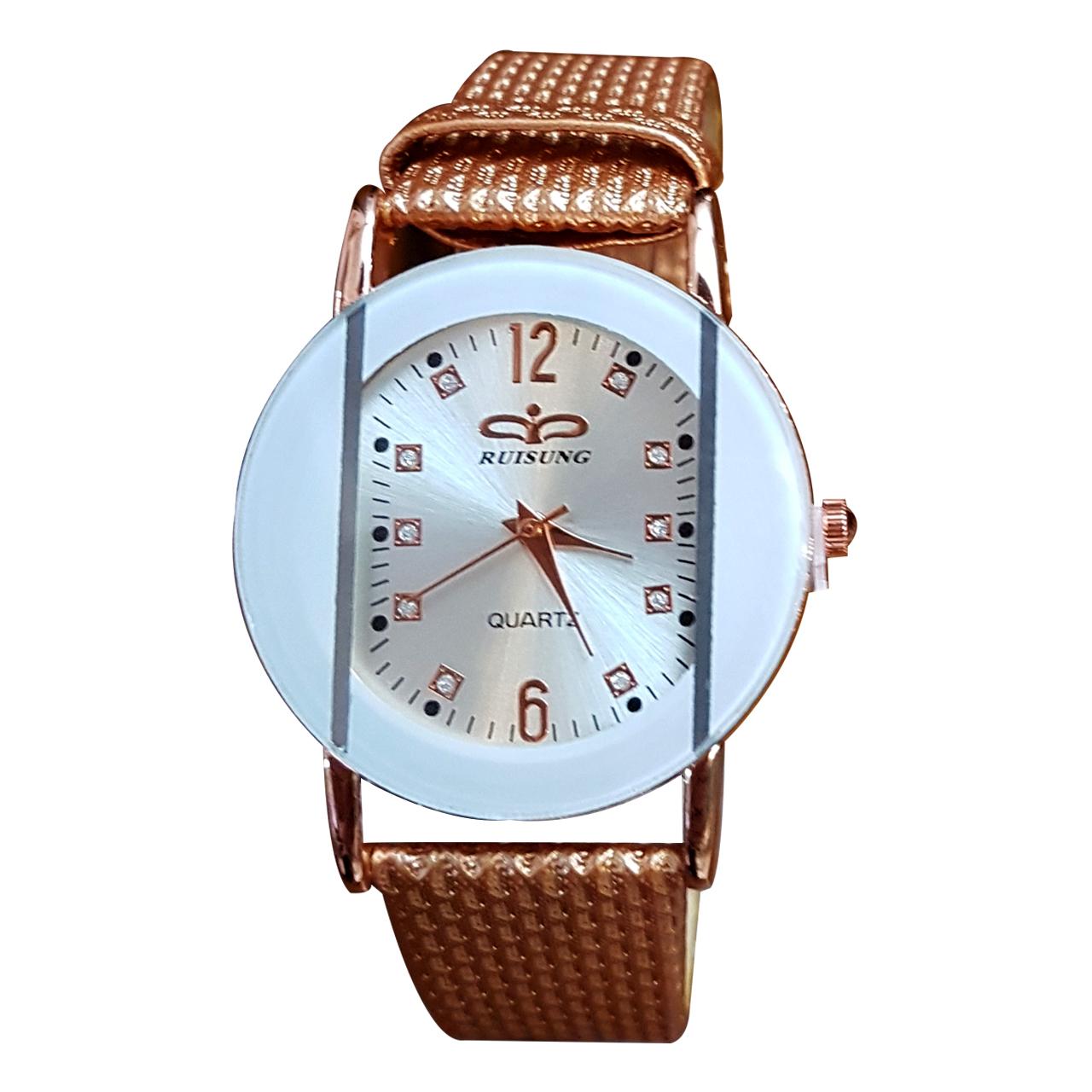 خرید ساعت مچی عقربه ای زنانه رویسانگ کد T-01