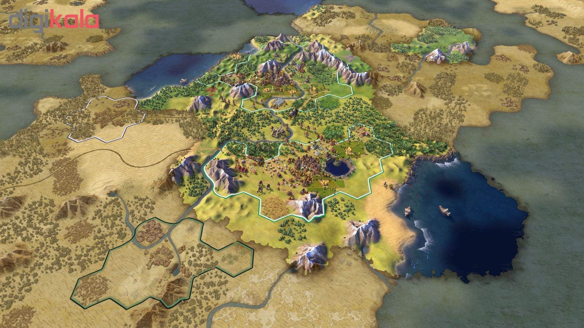 بازی Civilization VI مخصوص pc main 1 1