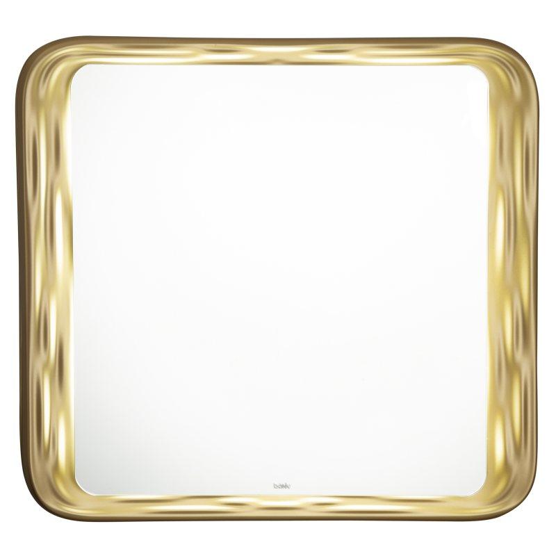 آینه سرویس بهداشتی بانیو مدل Wavy LED