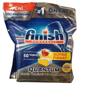 قرص ماشین ظرفشویی فینیش مدل Yeni Quantum بسته 50 عددی |