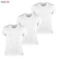 زیرپوش مردانه کیان تن پوش مدل U Neck Shirt Classic W مجموعه ۳ عددی thumb 1