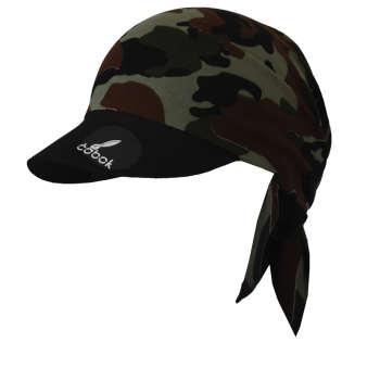 کلاه ورزشی چابوک طرح چریکی کد 2018L1 سایز فری سایز