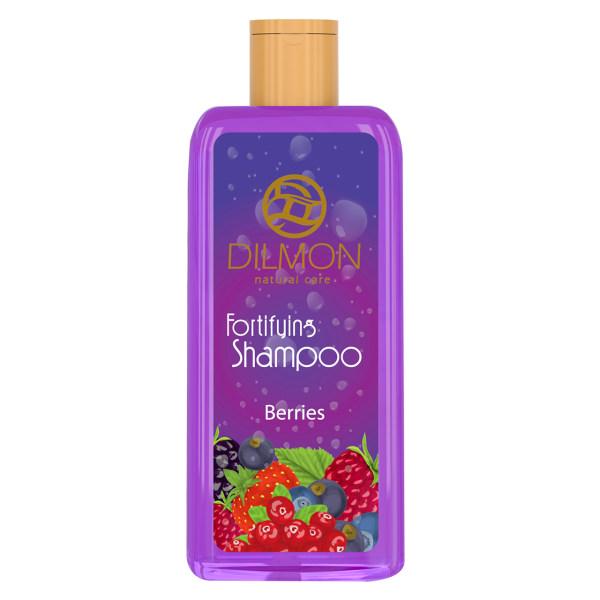 شامپو مو دیلمون مدل Berry Extract حجم 300 میلی لیتر