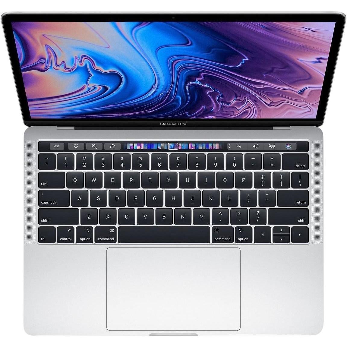 لپ تاپ 13 اینچی اپل مدل MacBook Pro CTO - B 2018 همراه با تاچ بار